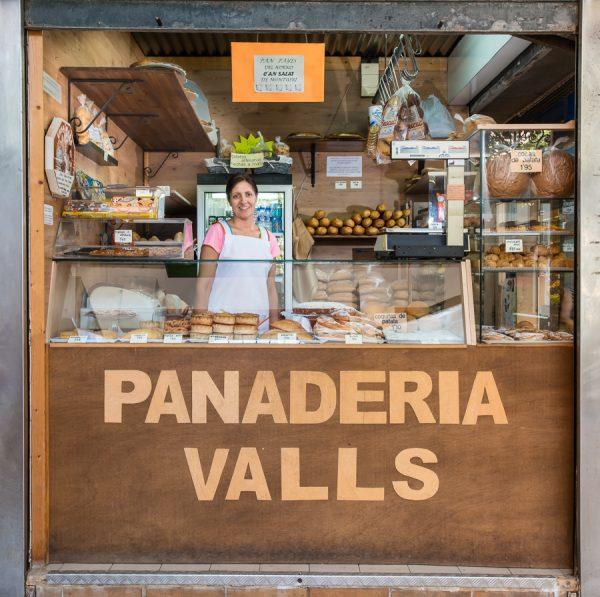 Panadería Valls - Mercat Pere Garau