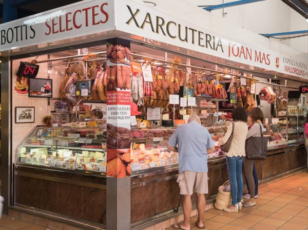 Xarcuteria Joan Mas - Mercat Pere Garau