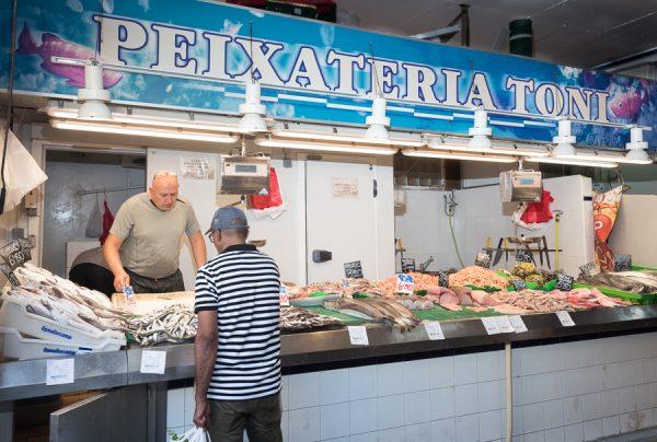Pescados Toni - Mercat Pere Garau