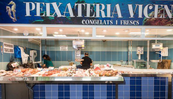 Pescadería Vicenta - Mercat Pere Garau