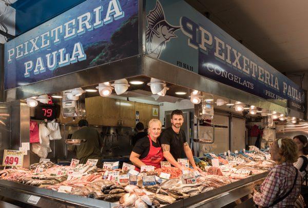 Pescadería Paula - Mercat Pere Garau