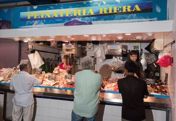 Pescados Riera - Mercat Pere Garau