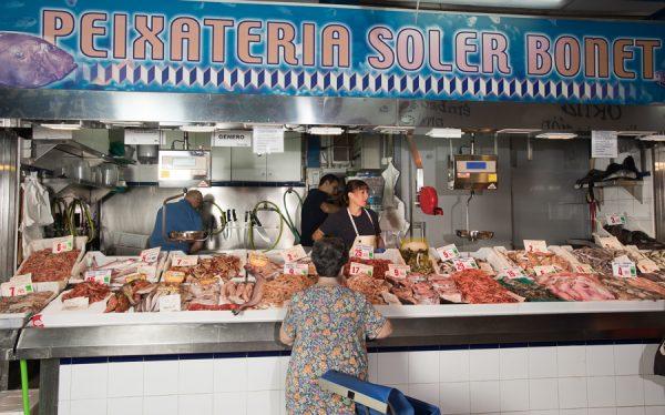 Pescadería Soler Bonet - Mercat Pere Garau