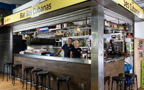 Bar Ses Cubanas - Mercat Pere Garau