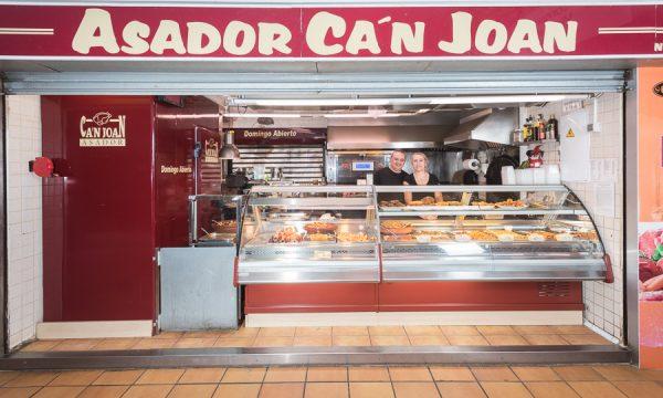 Asador Can Joan - Mercat Pere Garau