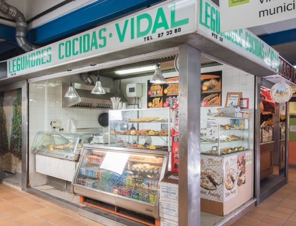 Legumbres Cocidas Vidal - Mercat Pere Garau