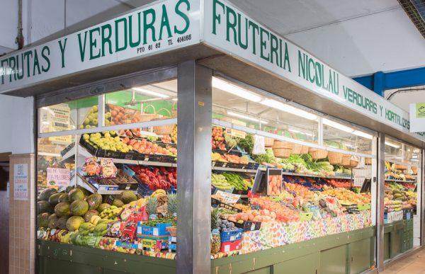 Frutería Nicolau - Mercat Pere Garau