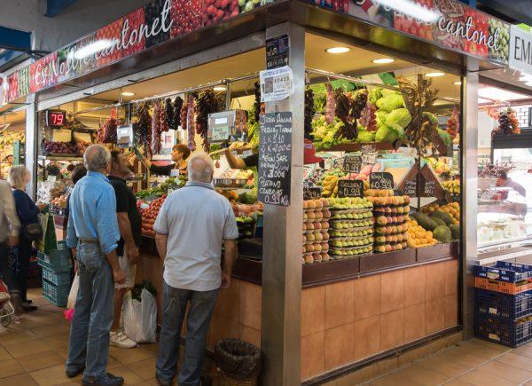 Frutas y Verduras Es Nostre Cantonet - Mercat Pere Garau