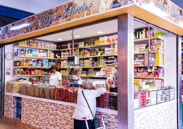 Sopes i Llegums Ballester - Mercat Pere Garau
