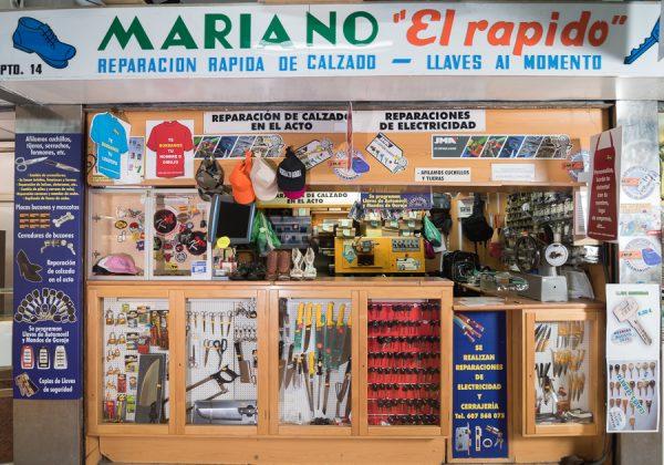Reparaciones Mercat Pere Garau
